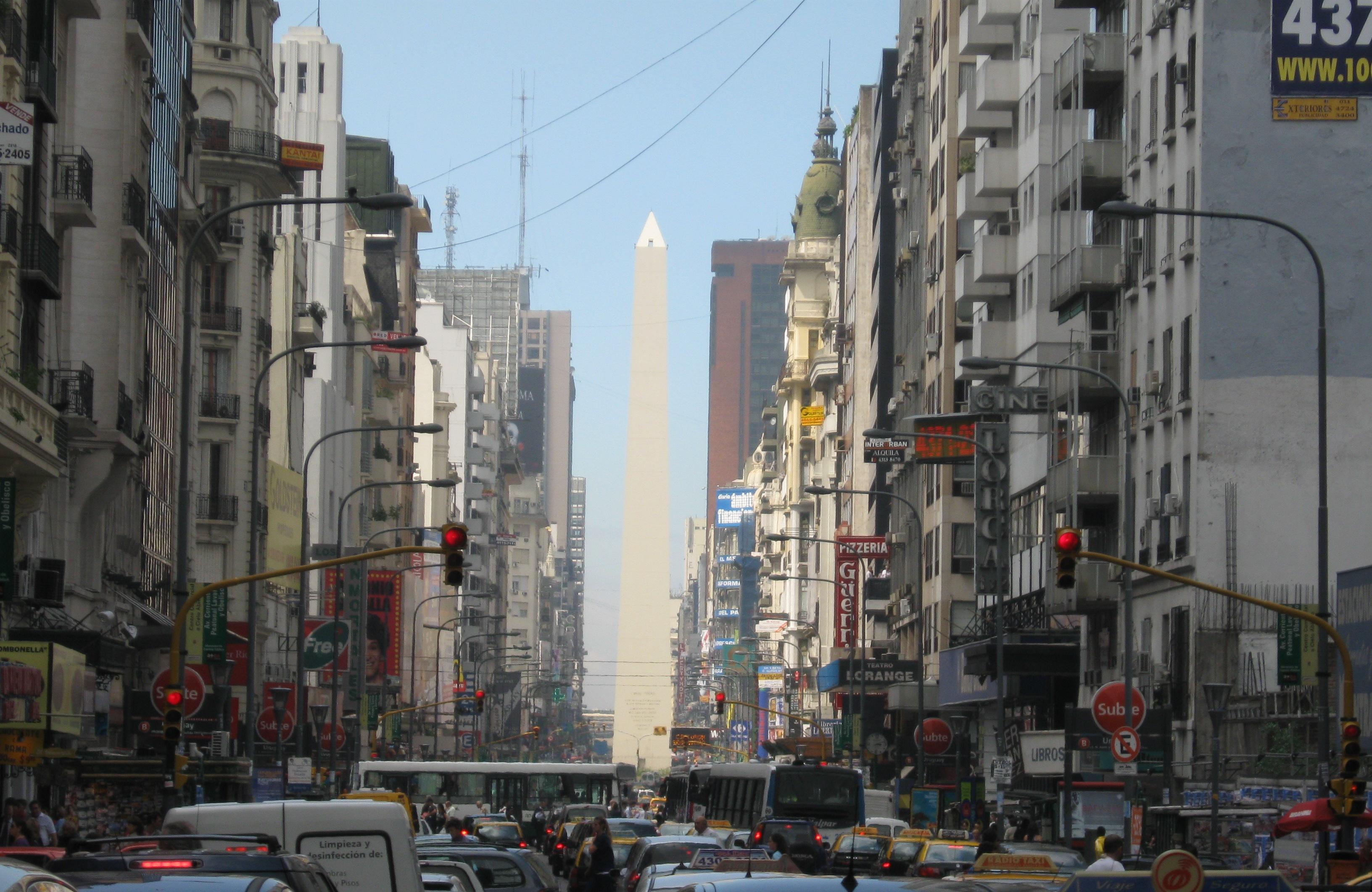 Argentina | urban awakening