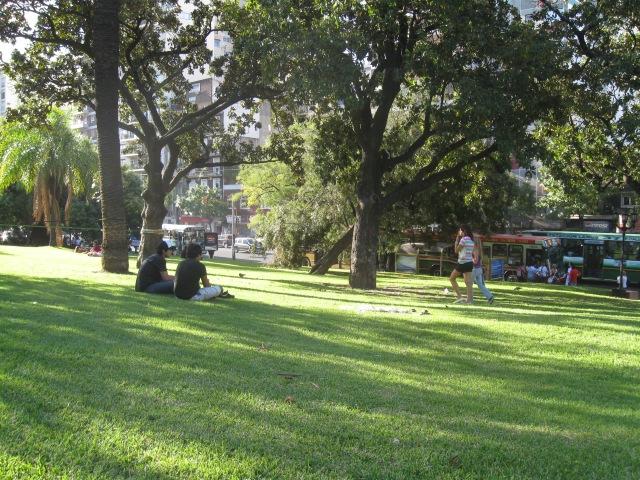 Parque Las Heras